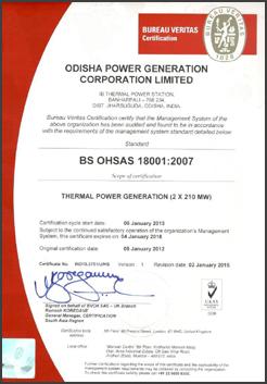 ODISHA POWER GENERATION CORPORATION